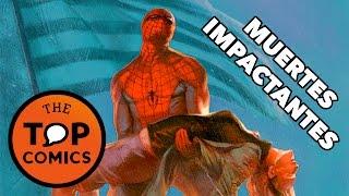 getlinkyoutube.com-Top 9 muertes impactantes en los comics