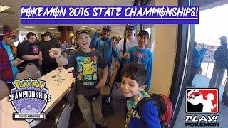 getlinkyoutube.com-Colorado Pokemon 2016 State Championships! | Pokemon Vlogs