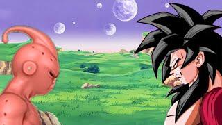 getlinkyoutube.com-SSJ4 Goku vs Kid Buu