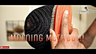 getlinkyoutube.com-HOW TO GET 360 WAVES: (The PB Morning Routine Method)