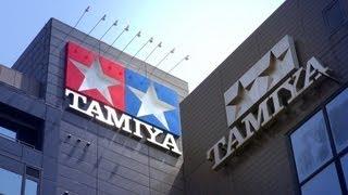 TAMIYA Head Office Japan - visited by Matteomeier