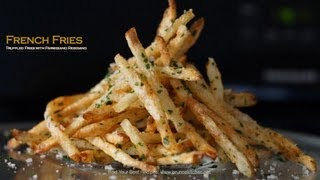 getlinkyoutube.com-French Fries - An Easy Way - Bruno Albouze - THE REAL DEAL