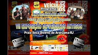 VII Exposição Praia Seca CVAPS-RJ.2019