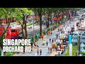 Orchard Road Singapore to City Hall Singapore Travel Guide【2019】