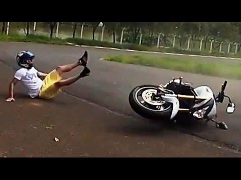 Acidente com Hornet no Kartódromo