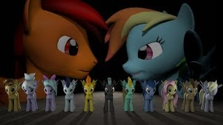 [SFM]Ponies Will Rock You