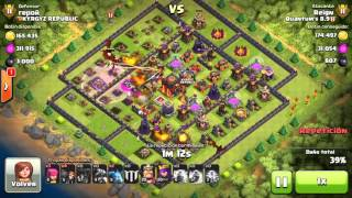 No max heroes are needed | Th9 in Titan II