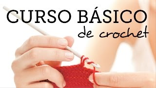 getlinkyoutube.com-CLASE 7: Aumentos y Disminuciones (CROCHET INCREASE AND DECREASE) - Curso Básico de Crochet