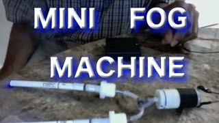 getlinkyoutube.com-How to build a Mini Fog Machine