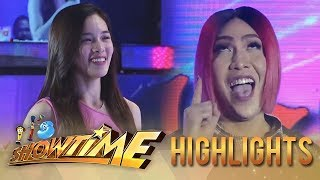 It's Showtime Miss Q & A: Vice Ganda warns