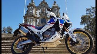Honda Africa Twin Adventure Sports 2018 - Test Ride