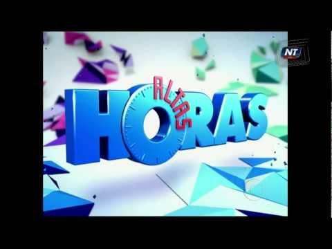 [NOVO] Altas Horas - Vinheta | 2012