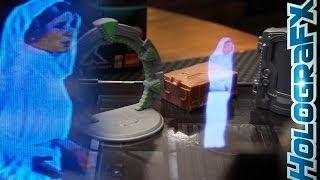 getlinkyoutube.com-Princess Leia REAL Hologram