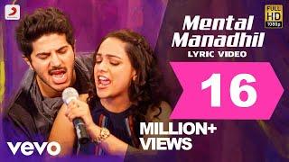 getlinkyoutube.com-OK Kanmani - Mental Manadhil Lyric Video | A.R. Rahman, Mani Ratnam