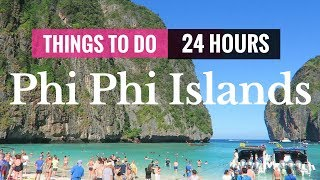 getlinkyoutube.com-THINGS TO DO IN KO PHI PHI ISLANDS BY SPEEDBOAT | 24 HOURS