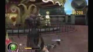 getlinkyoutube.com-God Hand gameplay