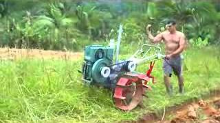 getlinkyoutube.com-Tobatta KNDR-5 trabalhando com arado!
