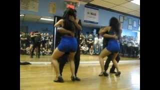 "getlinkyoutube.com-Bachata & Merengue Fusion Dance ""Bachatarengue"" (LFX Original 2007)"