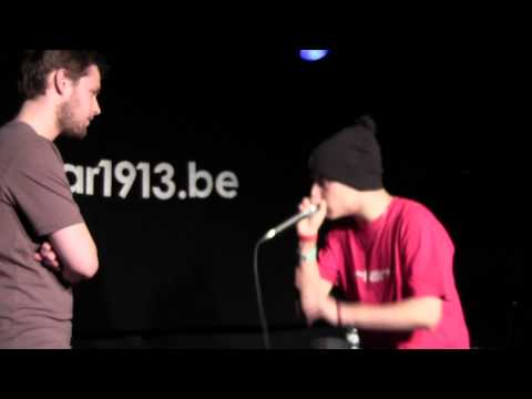 FINAL  BMG vs Uruz at Brussels Beatbox Battle 2012.
