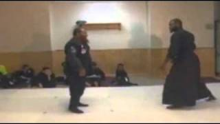 getlinkyoutube.com-Ninjutsu :Combat Art of the Unexpected.