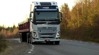 getlinkyoutube.com-Volvo Trucks - Superior handling is the key to excellent driver comfort (new Volvo FH)