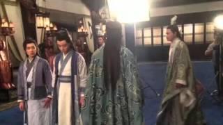 getlinkyoutube.com-【TFBOYS】Behide của bộ phim Tru Tiên .