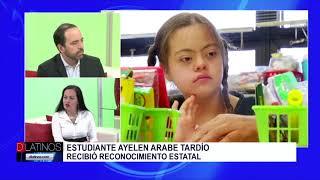 Estudiante hispana del Suroeste de Florida recibe reconocimiento estatal