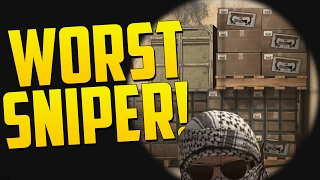 getlinkyoutube.com-THE WORST SNIPER IN THE WORLD - CS GO Funny Moments in Competitive