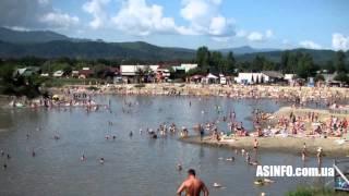 getlinkyoutube.com-Солотвино отдых в Карпатах летом