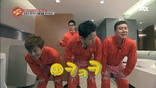getlinkyoutube.com-[JTBC] 남자의 그 물건 - 비데 세정력 테스트, 팬티의 이물질을 제거하라!