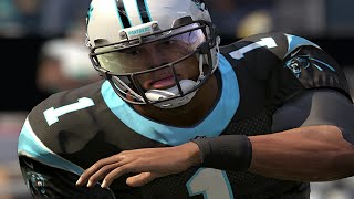 getlinkyoutube.com-CAM NEWTON AT RUNNING BACK!! SUPERMAN LOL | MADDEN 16 ULTIMATE TEAM GAMEPLAY | EPISODE 85