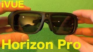 iVUE Horizon Pro 1080P HD Camera Glasses Review