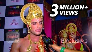 getlinkyoutube.com-Meet The Hanumaan Of Sankat Mochan Mahabali Hanumaan | Sony Tv