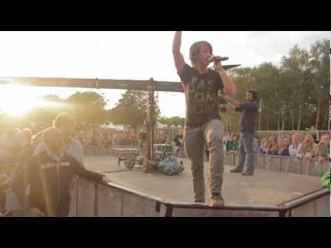 Tenth Avenue North - Inspirational speech