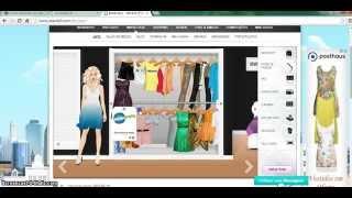 getlinkyoutube.com-Como ganhar roupa grátis no stardoll 2015