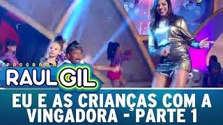 getlinkyoutube.com-Programa Raul Gil (16/04/16) - Eu e as Crianças - Parte 1