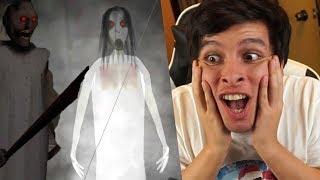 DESCUBRO EL MISTERIO DE SLENDRINA !! EASTER EGG - Granny (Horror Game)