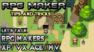 RPG Maker Let's Talk: XP, VXAce, and MV - A Look Back!