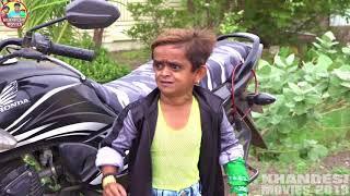 CHOTU KA MOBILE CHORI | छोटू का मोबाइल चोरी | Khandesh Comedy Video | Chotu Comedy