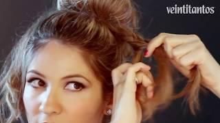getlinkyoutube.com-Peinados sencillos para verte muy bonita en otoño-invierno #Tutorial20s