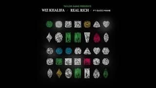 Wiz Khalifa - Real Rich feat. Gucci Mane [Official Audio]