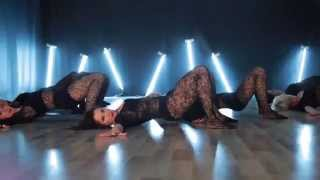 getlinkyoutube.com-Katy Perry - Dark Horse  choreography by Narciss.Strip Plastic class.NERO DANCE CENTER