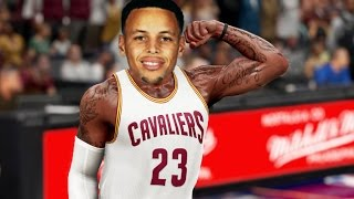 What If Steph Curry Had Lebrons Height And Strength? NBA 2K17 Challenge