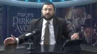 Pirkei Avot - Chapter 1 Mishna 1