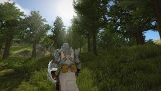getlinkyoutube.com-New updates - The Grail gameplay - Unity 5 game [WIP]
