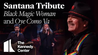 Black Magic Woman and Oye Como Va (Santana Tribute) - Juanes, Tom Morello, Fher Olvera - 2013