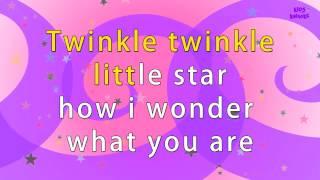 getlinkyoutube.com-Karaoke  Rhymes   Twinkle Twinkle Little Star