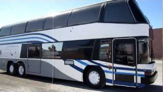 getlinkyoutube.com-1996 neoplan skyliner double decker bus sales