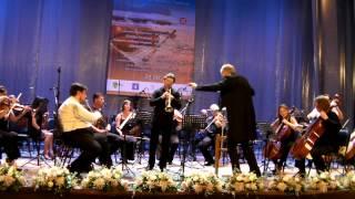 getlinkyoutube.com-Sergei Nakariakov-Felix Mendelssohn concerto for violin in d minor