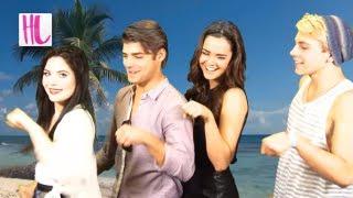 getlinkyoutube.com-'Teen Beach Movie': The Stars Reveal Their Biggest Disney Crushes